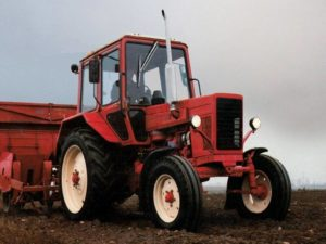 трактор мтз 100