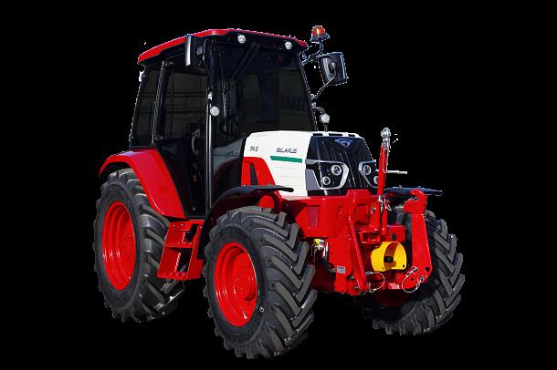 трактор мтз 742