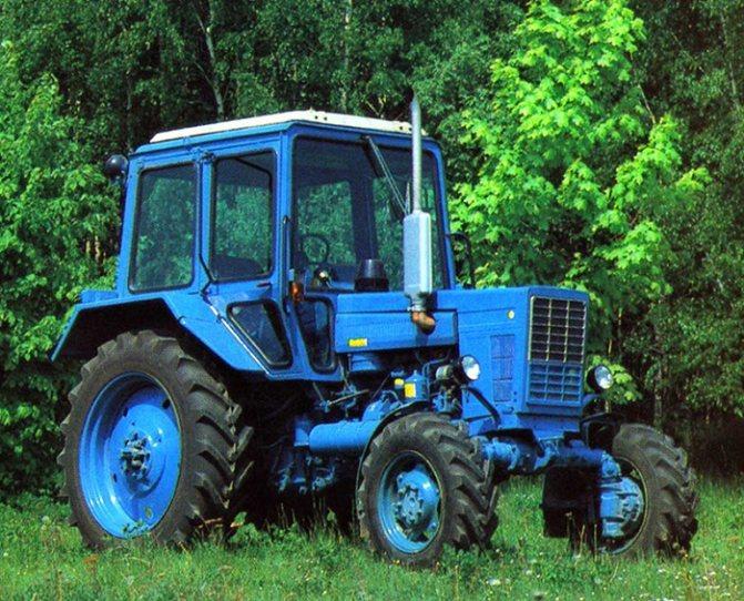 Трактор Беларус МТЗ 102