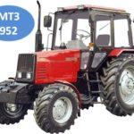 Беларус 952