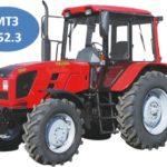 трактор Беларус МТЗ 952.3