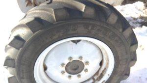 диск переднего колеса МТЗ 82