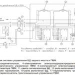 Электрическая система управления ПВМ и БД
