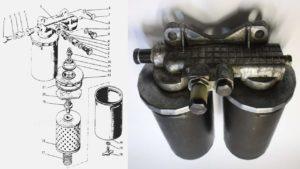 Фильтр тонкой очистки топлива МТЗ 1221