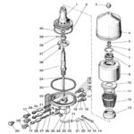 масляная центрифуга коробки передач мтз 1221