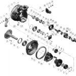 схема сборки колёсного редуктора пвм мтз 1221