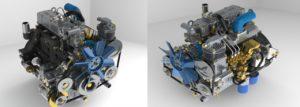 двигатель мтз 311М
