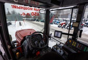 Кабина трактора Беларус 4522