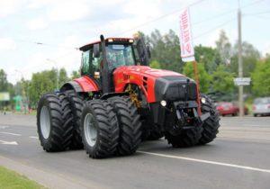 Трактор Беларус 4522