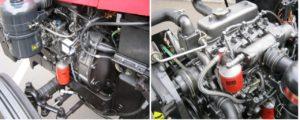китайский двигатель трактора мтз 311