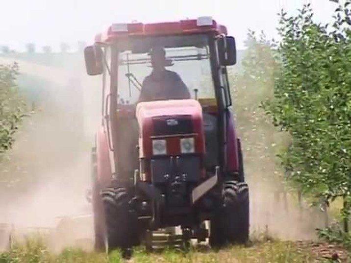 Садовый трактор МТЗ