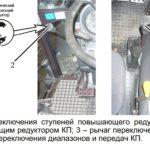 Управление КПП трактора 18F+4R