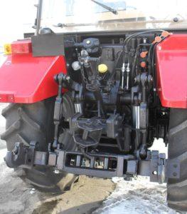 Задняя навеска трактора Беларус