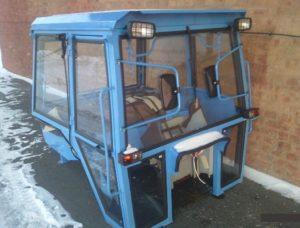 Кабина трактора МТЗ