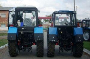 Кабина трактора Беларус