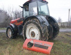 Трактор Беларус 5-го тягового класса